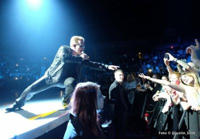 U2//INNOCENCE+EXPERIENCE TOUR//2015 BELFAST SSE ARENA 18 NOVEMBRE 2015