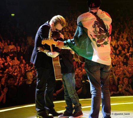 U2//INNOCENCE+EXPERIENCE TOUR//2015 BELFAST SSE ARENA 19 NOVEMBRE 2015