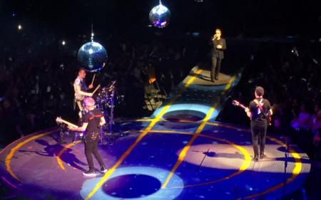 U2//INNOCENCE+EXPERIENCE TOUR//2015 DUBLIN 3ARENA 23 NOVEMBRE 2015