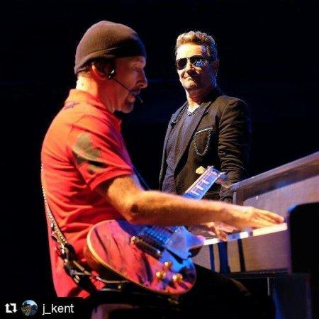 U2//INNOCENCE+EXPERIENCE TOUR//2015 DUBLIN 3ARENA 27 NOVEMBRE 2015