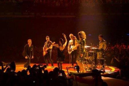 U2//INNOCENCE+EXPERIENCE TOUR//2015 DUBLIN 3ARENA 28 NOVEMBRE 2015