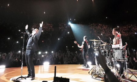 U2//INNOCENCE+EXPERIENCE TOUR//2015 PARIS ACCORHOTELS ARENA 6 DECEMBRE 2015