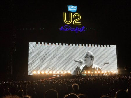 U2//DREAMFORCE//2016 SAN FRANCISCO 5 OCTOBRE 2016