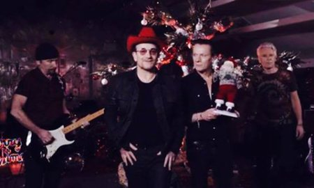 U2//HAPPY CHRISTMAS