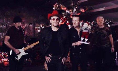 U2//HAPPY CHRISTMAS