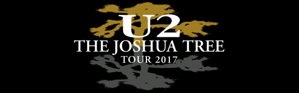 U2//THE JOSHUA TREE TOUR//2017
