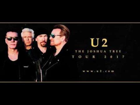 U2//THE JOSHUA TREE TOUR//2017