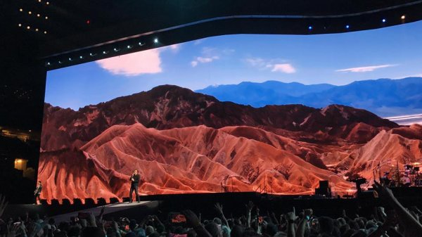 U2//THE JOSHUA TREE TOUR//2017 ARLINGTON AT&T STADIUM 26 MAI