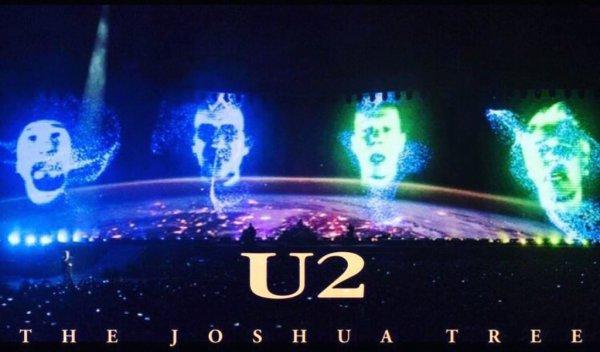 U2//THE JOSHUA TREE TOUR//2017 LEG 3//LEG 4