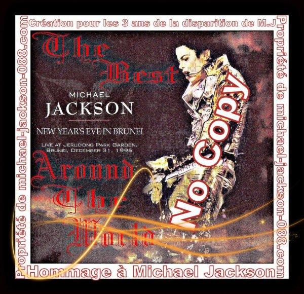 Article Hommage à Michael Jackson pour les 3 ans de sa disparition .