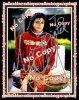 """Authentique Autographe Dédicacé par Michael Jackson """" To Dieter WIESNER """" Manager et Avocat Allemand de Michael en 1997 !!!"""