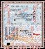 Authentiques Tickets de Concert du Live de Bremen et du Live d'Amsterdam le 6 et 8 Juin 1997 !!!