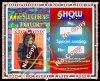 Ticket de Concert Hologramme du Concert de Lyon en 1997 !!! :