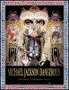 """Authentique Poster Promo """" Dangerous-World-Tour """" + Album CD avec Sticker """" ( le Sticker n'était présent que sur les tout premiers albums vendus !!!"""