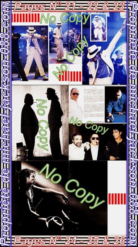 "Authentique Ticket "" INVITATION "" + Programme Japon-Tour 1987 "" OSAKA "" Octobre 1987 ^^ :"