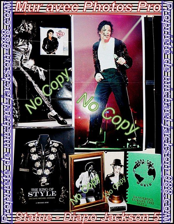 Article Hommage Spécial pour les 5 ans de la Disparition de Michael Jackson :