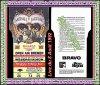 """Authentique Ticket de Concert du Live de """" BREMEN """" le 8 Août 1992:"""