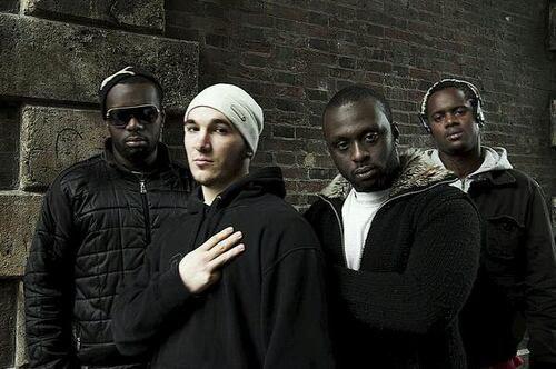 Black M, Lefa, Maska. Maitre Gims.