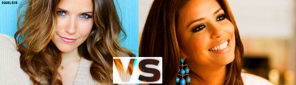Sophia Bush VS Eva Longoria