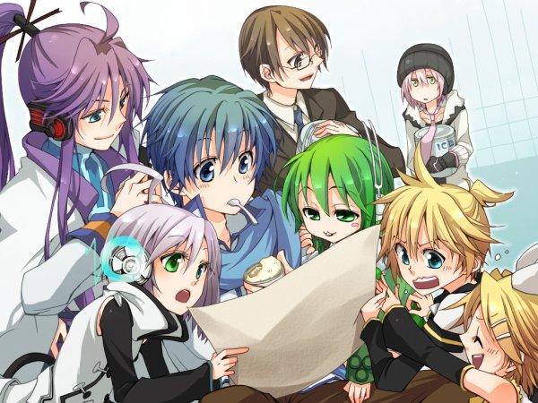 Liste des Vocaloids