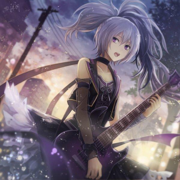 Comment avez-vous découvert Vocaloid ?