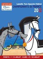 Foule aux Championnats de France à Lamotte !