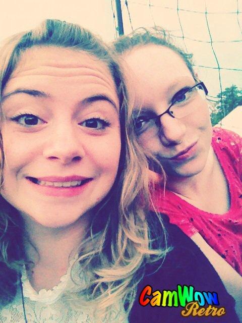 Ségolène et moi :P