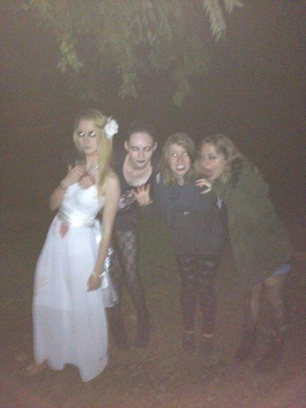 Halloween au lycée ^^