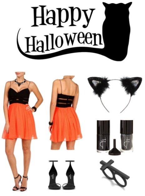 Tenue Halloween