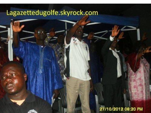 L'opposition togolaise et l'urgence d'une union sacrée