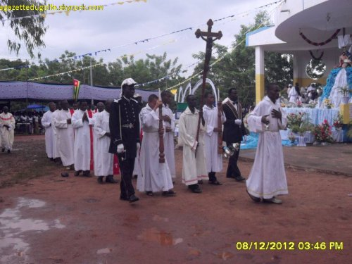 15e édition du pèlerinage marial diocésain à Kovié: Sous le signe de la foi renouvelée en Jésus Sauveur