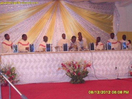 15e édition du pèlerinage marial diocésain à Kovié: Sous le signe de la foi renouvelée en Jésus Sauveur (suite des photos)