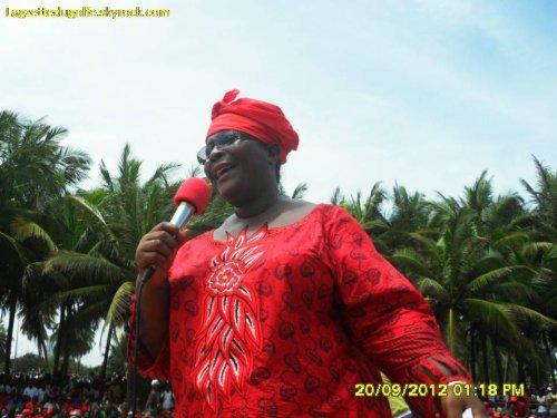 Marche de protestation des femmes togolaises ce jeudi à Lomé: Elles veulent dénoncer la mal gouvernance et la violation des droits humains dans le pays