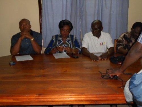 Affaire des incendies des marchés du Togo : Une nébuleuse pour assassiner les opposants comme c'est le cas d'Etienne YAKANOU