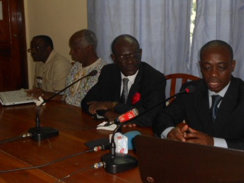 Conférence de presse du CST : La Cour n'a pas les attributions ni la compétence de valider  les candidatures