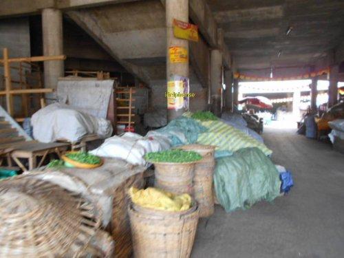 Mécontentement du personnel de l'EPAM au marché de Hédzranawoé: Le marché resté désert toute la matinée de ce vendredi