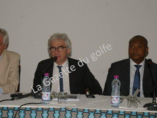 Affaire des incendies des marchés du Togo : Des avocats étrangers apportent leur appui technique à Jean-Pierre FABRE