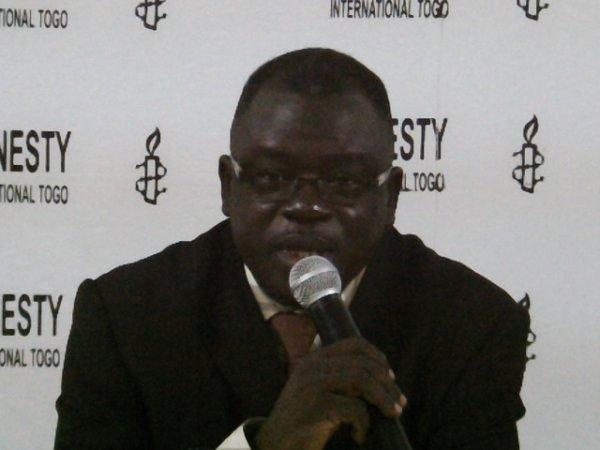 ALLOCUTION DU PRESIDENT DE L'ASVITTO SUR LA SITUATION ACTUELLE DU TOGO PAR RAPPORT AUX ACTES DE TORTURES
