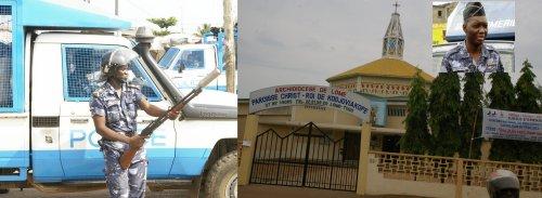Interdiction de vente d'essence frelatée au Togo: Un jeune vendeur pourchassé par les forces de l'ordre jusqu'au sein d'une église catholique