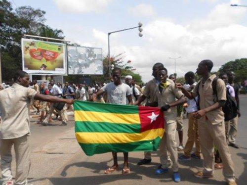 Suite à une manifestation des élèves dans la rue : le gouvernement opte pour la fermeture de tous les établissements scolaires au Togo