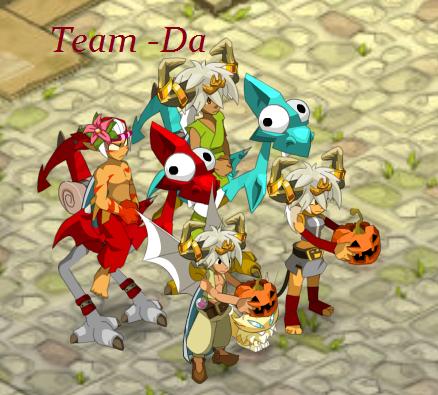 Les aventures de la Team-Da