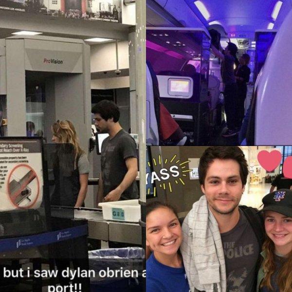 Dylan O'Brien Actualiter Juillet 2017