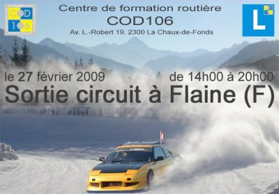 flaine circuit sur glace ajl team. Black Bedroom Furniture Sets. Home Design Ideas