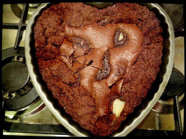 Fondant Poires/chocolat