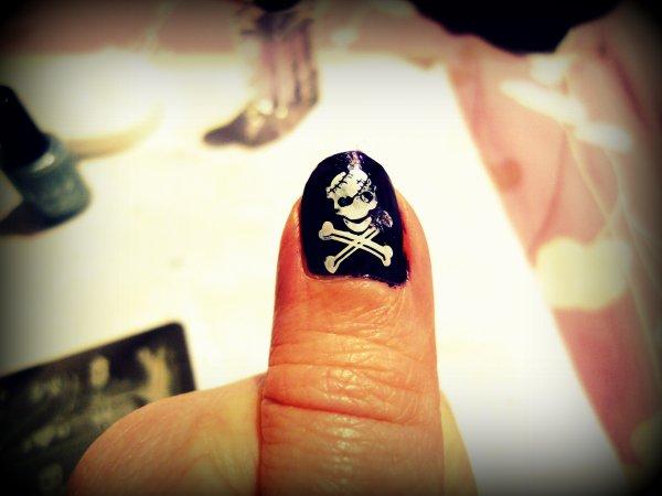 Nail rock !