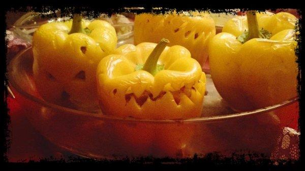 Deux recettes spéciales Halloween