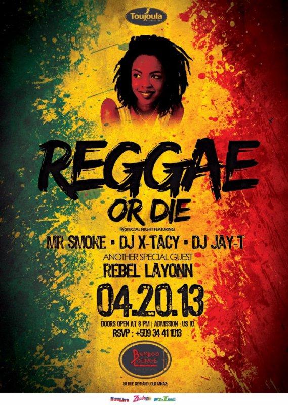 Reggae or Die
