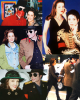 Lisa-Marie et Michael.