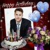 """Happy Birthday """"Justin HARTLEY"""""""