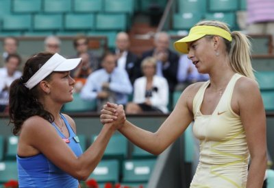 Roland Garros 2011 : semaine 2